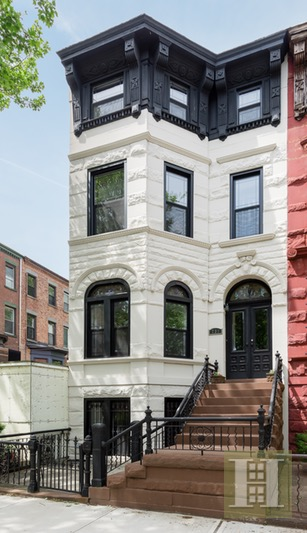 Brooklyn Homes for Sale in Bed Stuy at 731 Putnam Avenue
