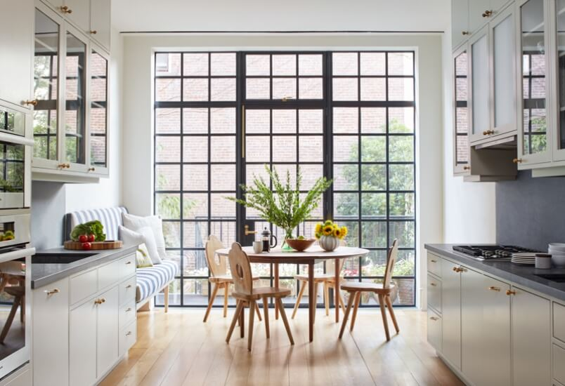 Interior Design Ideas Brooklyn Renovation Back Wall Lang