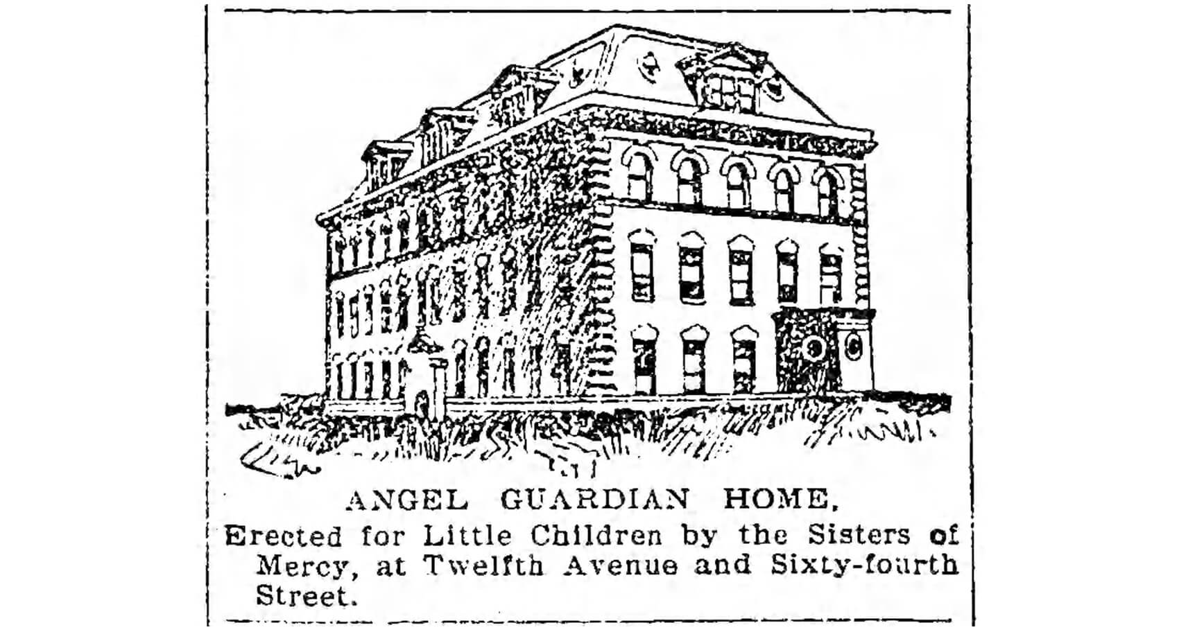 real estate brooklyn angel guardian home 6301 12th avenue dyker heights