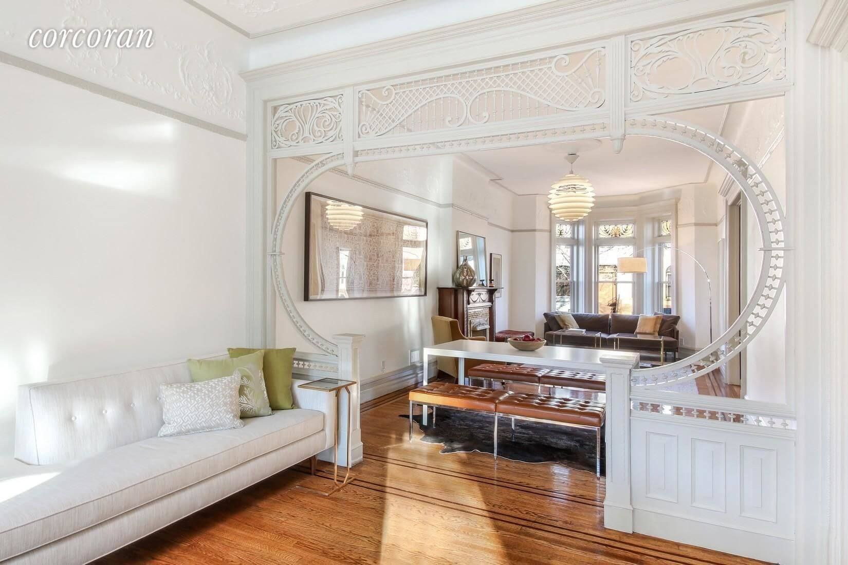 Brooklyn Homes for Sale in Prospect Lefferts Gardens at 140 Rutland Road