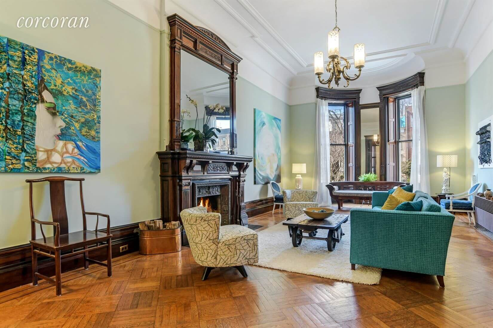 Brooklyn Apartments for Sale in Clinton Hill at 313 Clinton Avenue