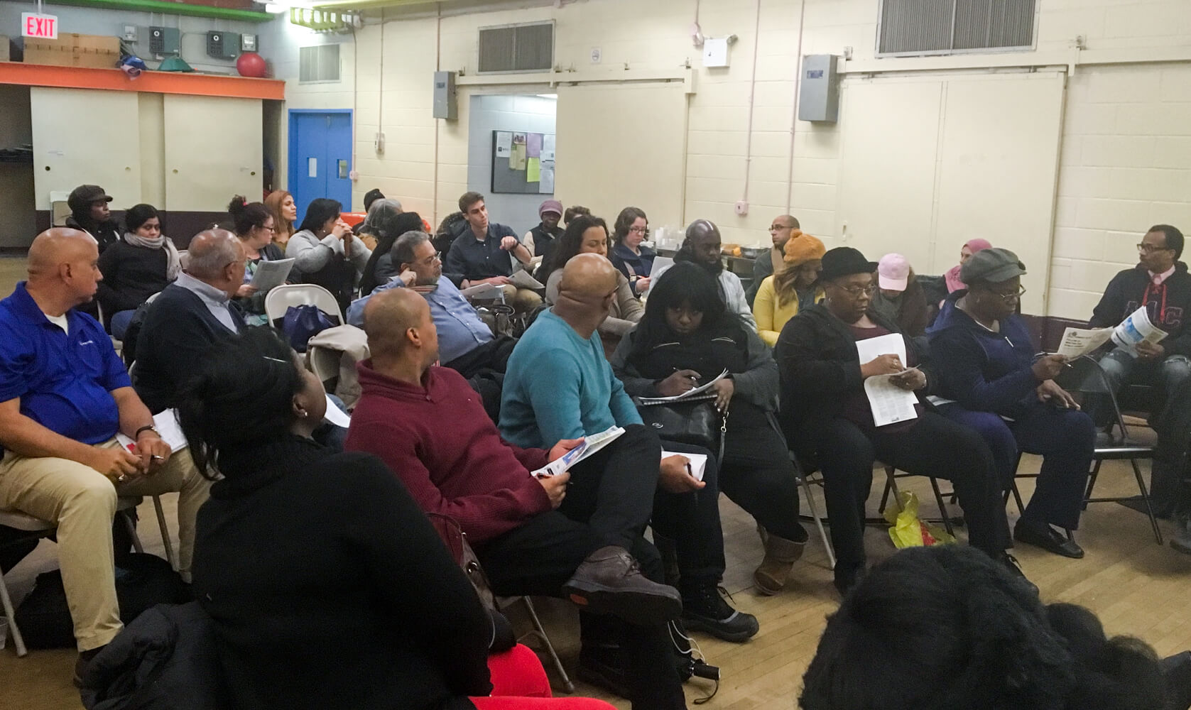 east new york zoning community meeting