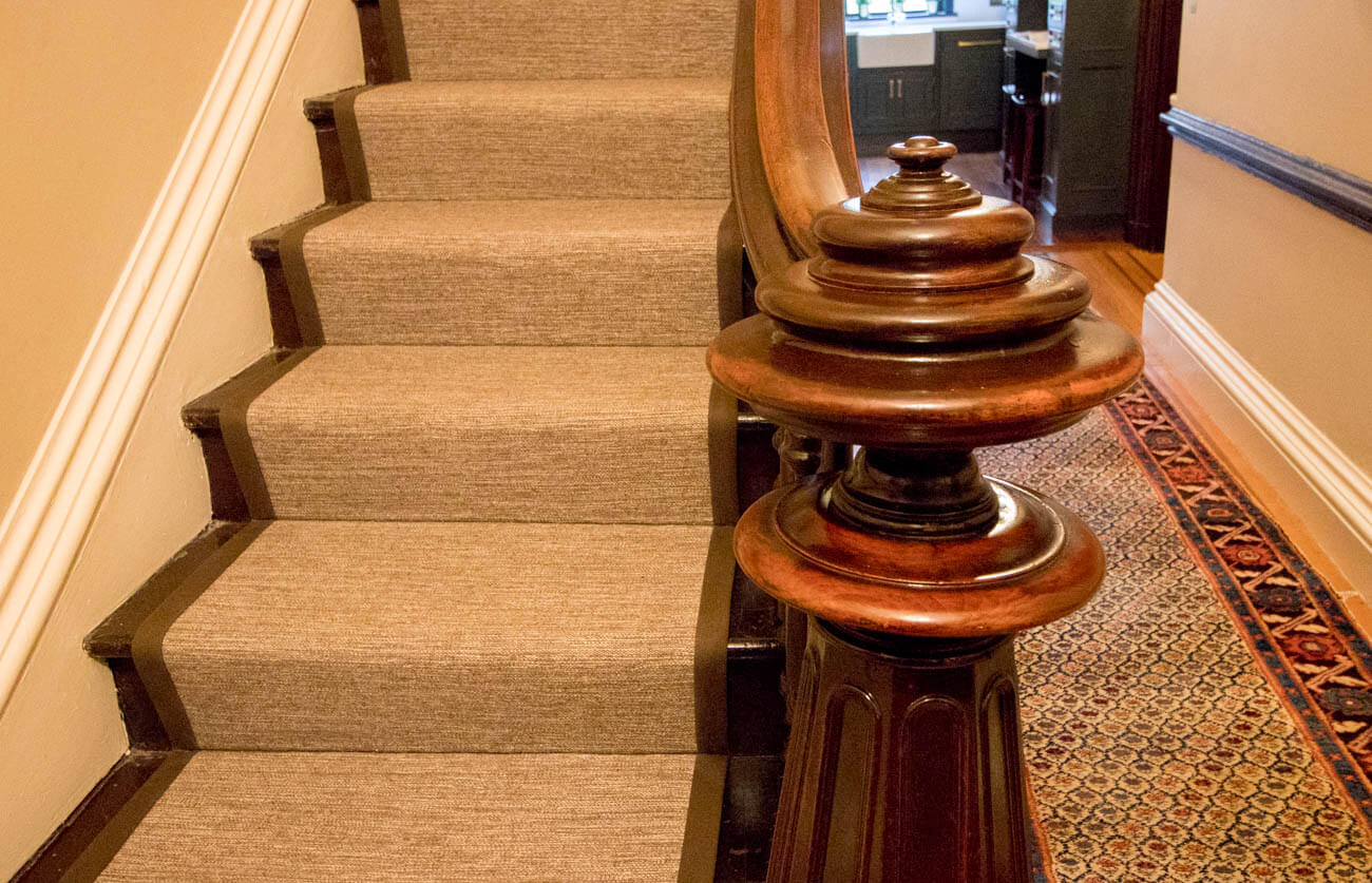 Stair Runner Ideas Brooklyn Townhouse Edition Brownstoner