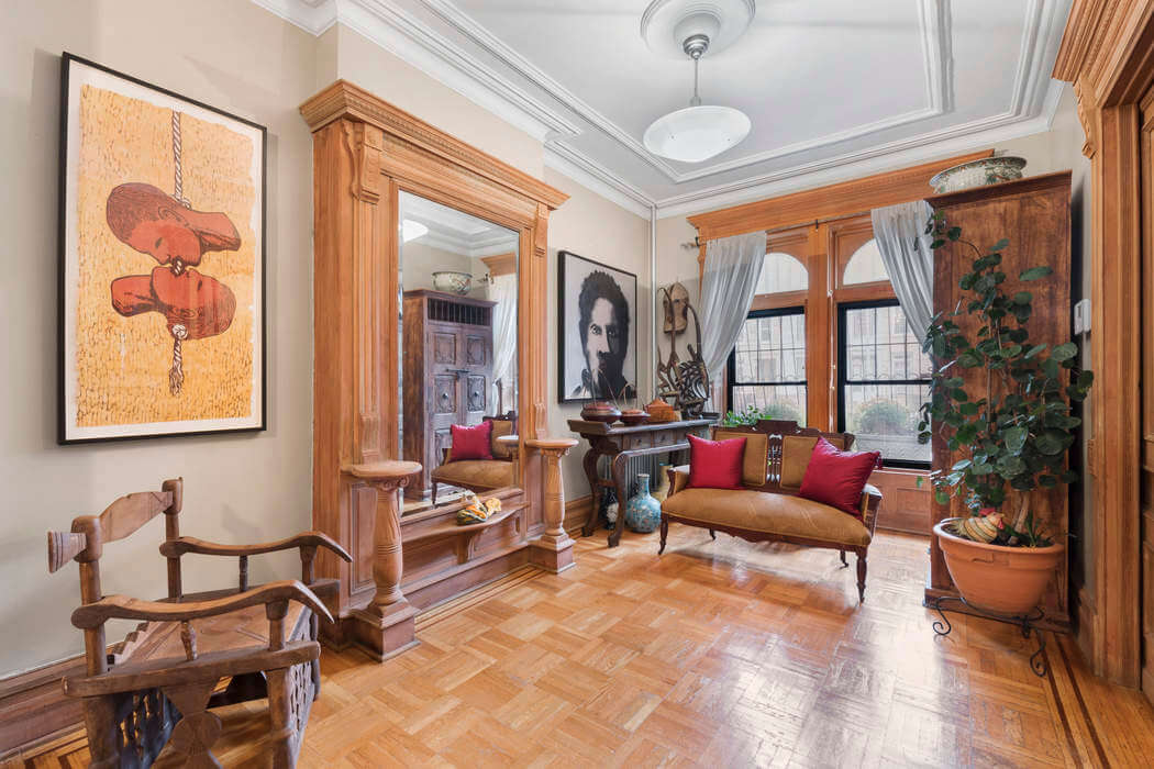 Brooklyn Homes for Sale in Bed Stuy at 740 Macon Street