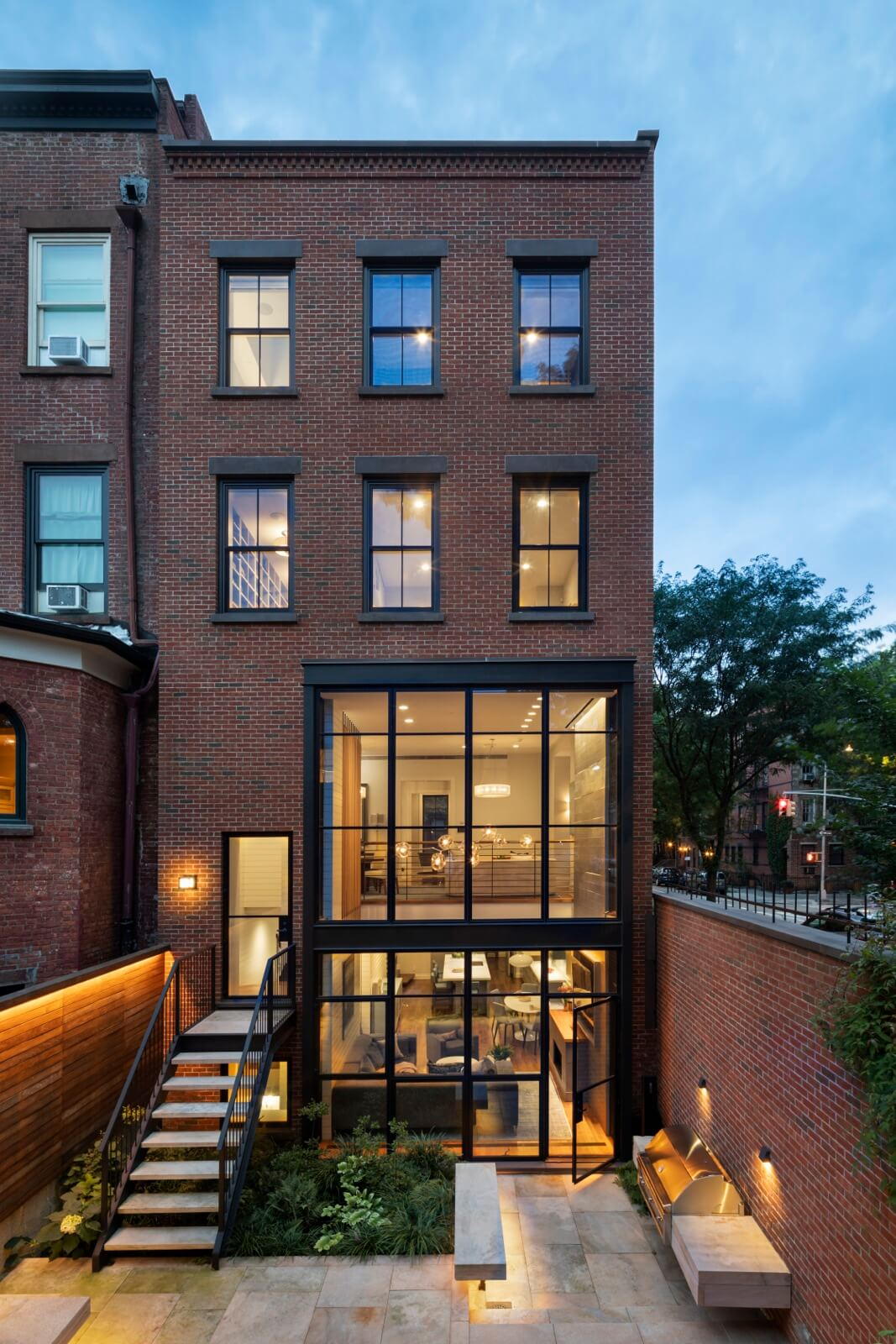 Interior Design Ideas Brooklyn CWB Architects Cobble Hill